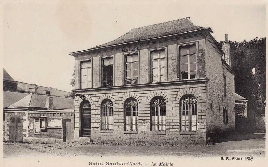 Histoire de saint saulve le site de g n alogie d 39 alexis for Piscine st saulve