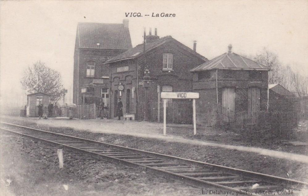 histoire de vicq