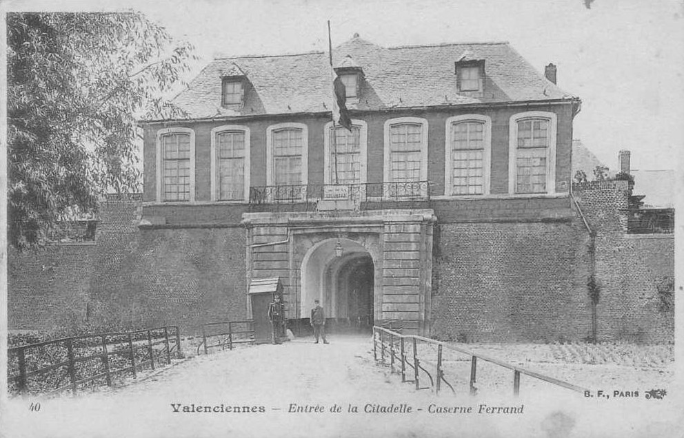 valenciennes caserne ferrand